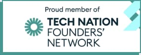 Tech founders network logo